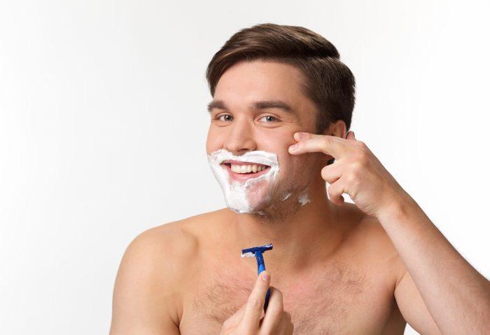 顔の産毛の剃り味