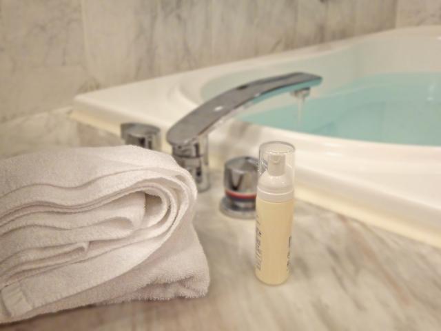 エピローラーの脱毛効果を高めるにはお風呂上りがおすすめ