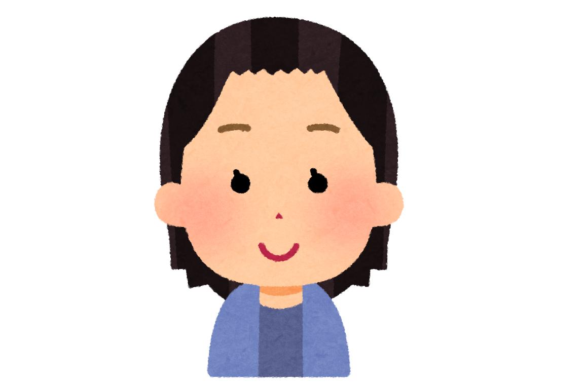 頬やおでこなど顔の広い範囲の産毛を処理する場合には、ハサミだと時間がかかり過ぎるため、あまり向いていません。