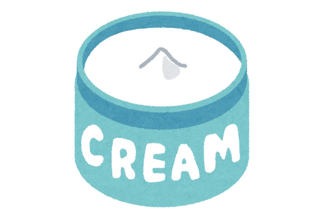 女性の場合はシェービングクリームを塗って肌を保護しながら剃った方が、荒れるリスクを減らすことができます。
